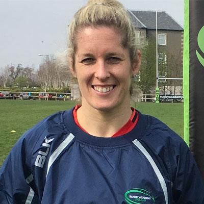 Allison Miller Rugby Academy Ireland Coach