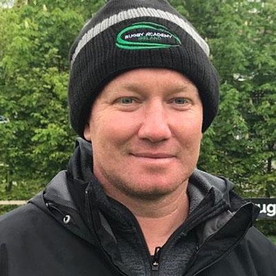 Tony Yapp Rugby Coach