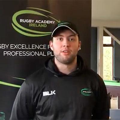 David Upton Rugby player