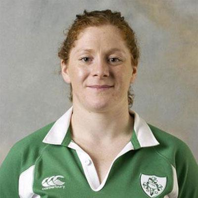 Grace Davitt Rugby Player