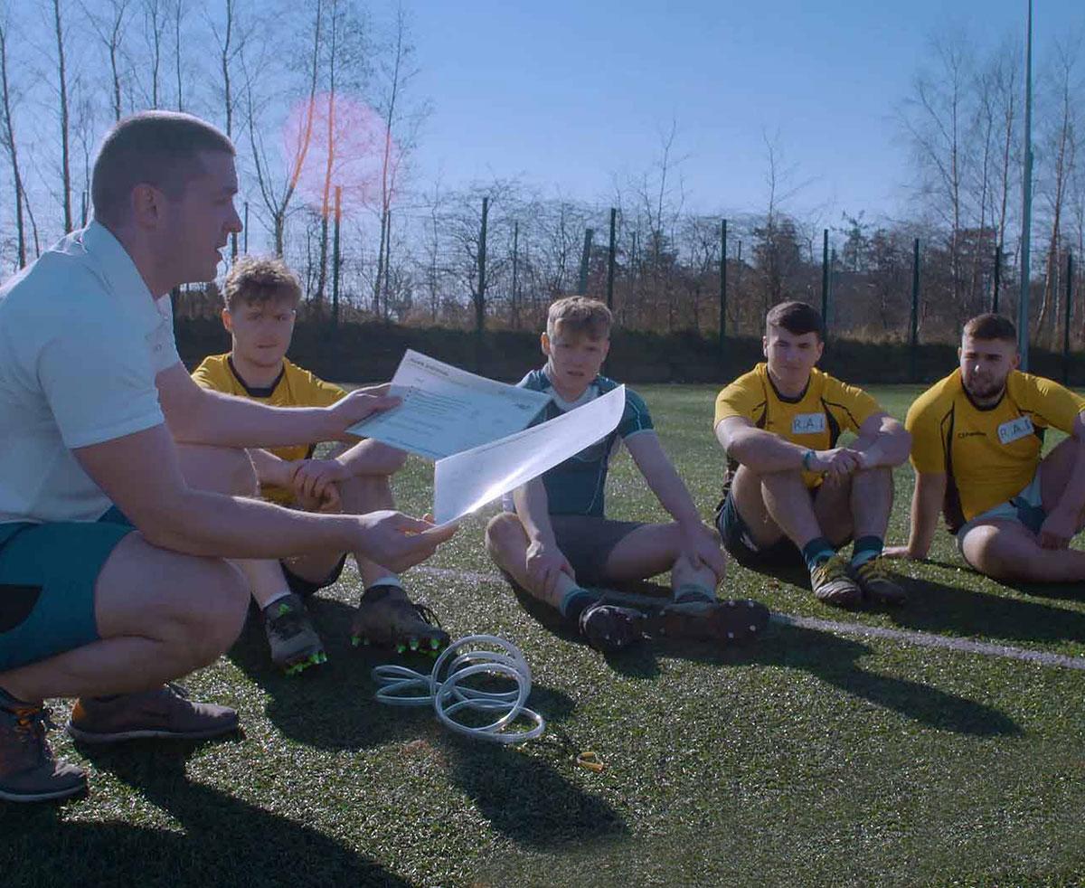 Men's Rugby Academy Ireland