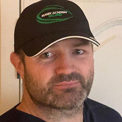 Nigel Hall Rugby Coach