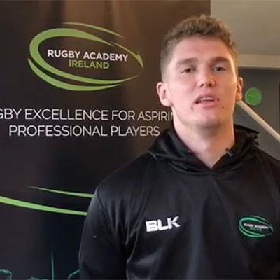 Stefan Du Plessie Rugby Player