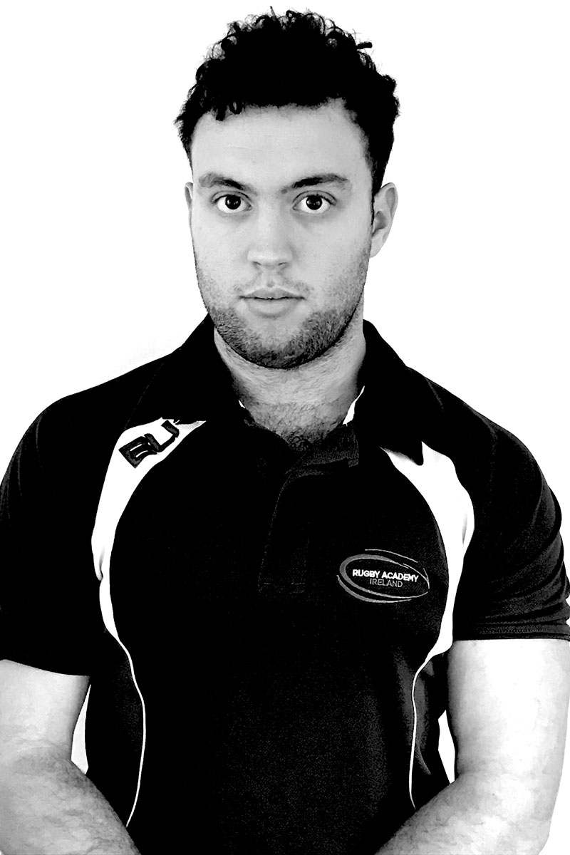 David Upton, Rugby Academy Ireland
