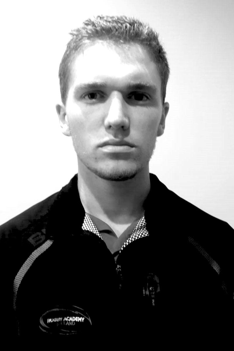 Stefan du Plessis, Rugby Academy Ireland