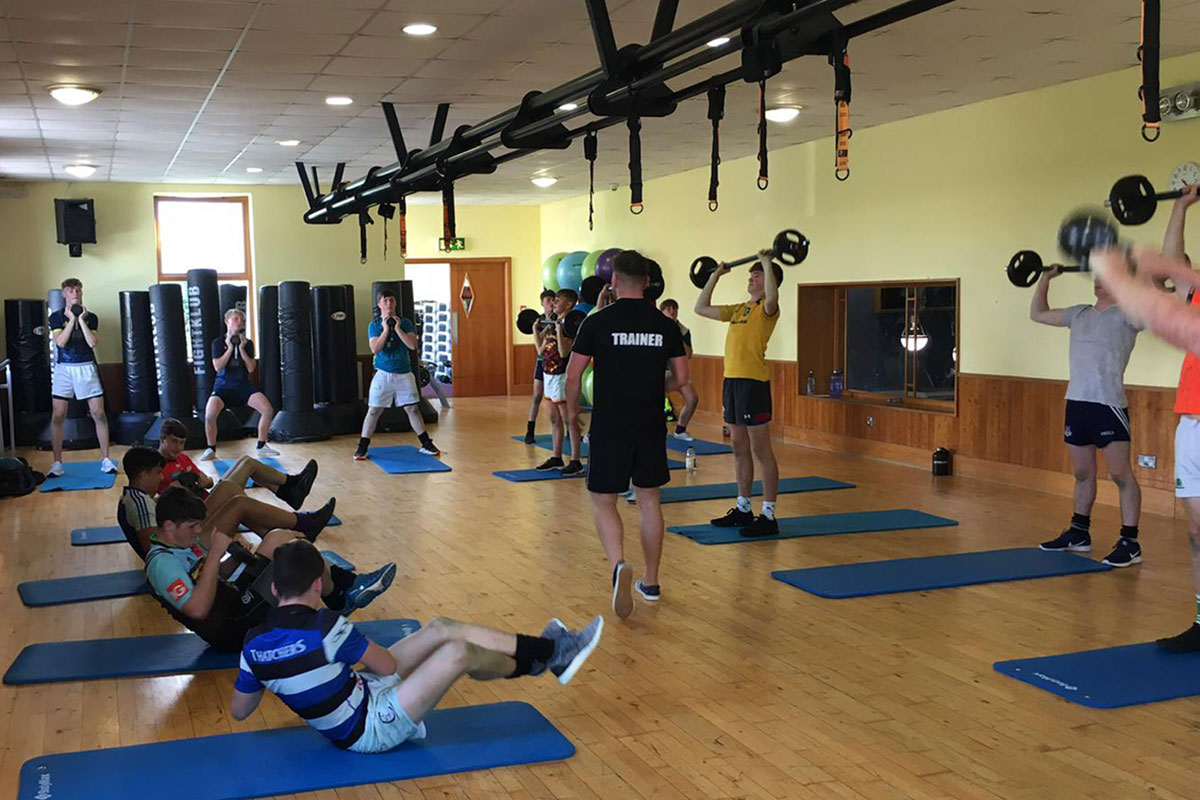 TY Rugby Academy - Strength and Conditioning training