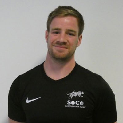 Arthur Dunne - Nutritionist at Rugby Academy Ireland