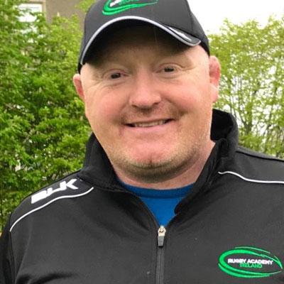 Bernard Jackman - Rugby Academy Ireland coach